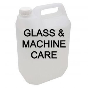 Glass & Machine Care