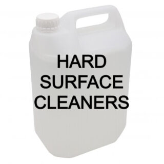 Hard Surface Cleaners
