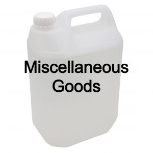 Miscellaneous Goods